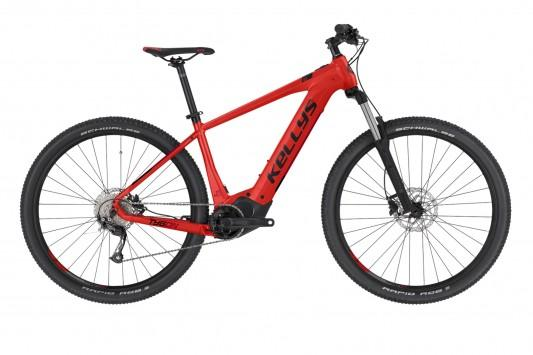 "KELLYS TYGON 10 Red 29"" 630Wh"